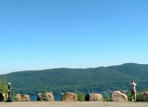 Prospect Mountain - Overlooking Lake George